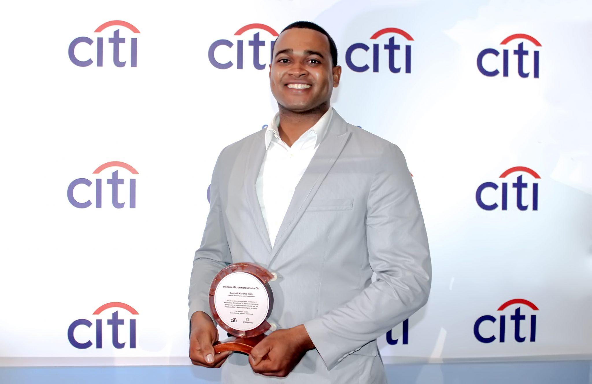 Emprendedor Joven, Premio Citi – Ezquiel Martinez 2019